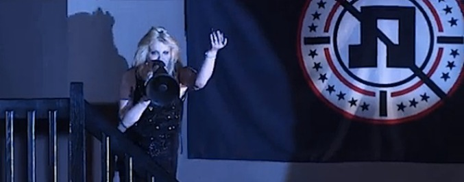 Courtney Love Is an Unstable Woman with a Megaphone in Fall Out Boy's New Video