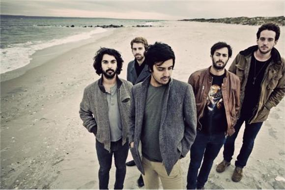 Out and About: Young the Giant at Hammerstein Ballroom