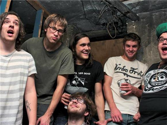 Diarrhea Planet Are Still Crafting Delicious Fuzzy Rock