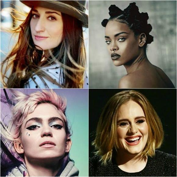 10 Women Dominating Pop Music Today
