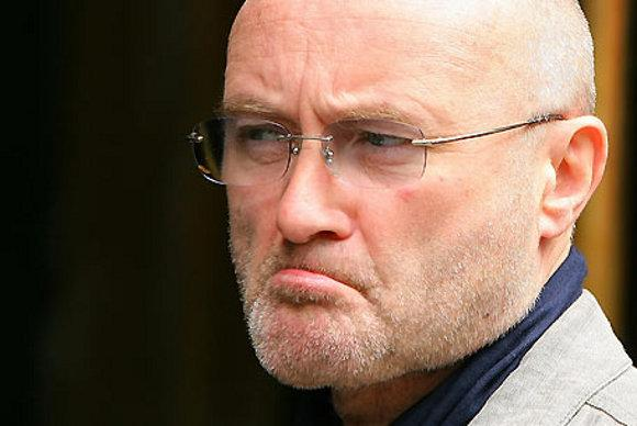 phil collins retires, world still turns