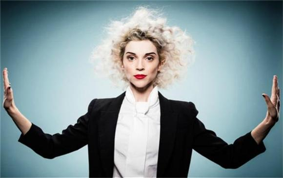 Listen To A Freshly Dropped Demo Track From St. Vincent