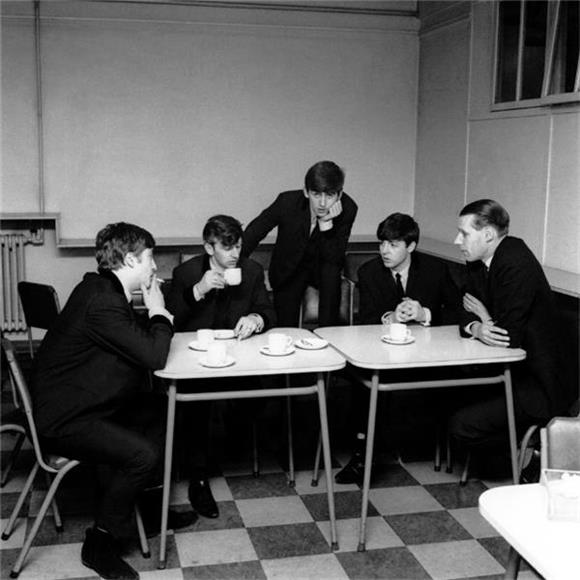 The Fifth Beatle: In Memory Of George Martin