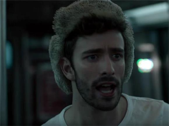 Go On The Subway Ride From Hell With AJR