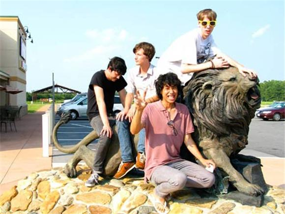 stream: new deerhunter