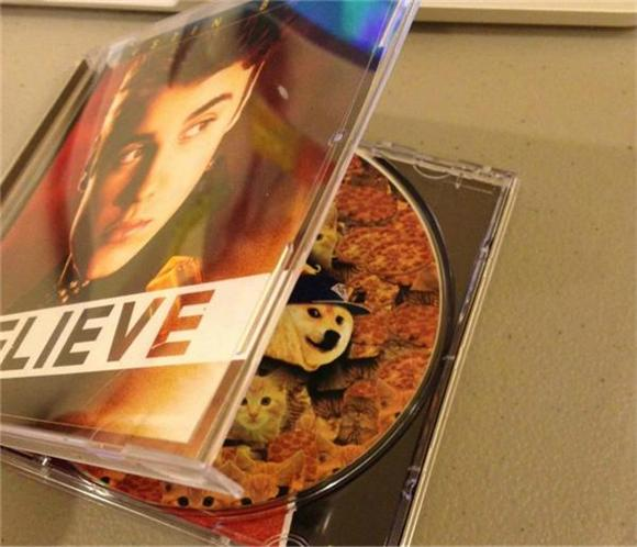 LA Musician PAZ Trolled Stockpiles of Justin Bieber CDs