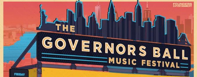 Governors Ball Releases Day Lineups
