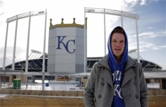 Kansas City Royals Fan Swings and Misses With Lorde Cover