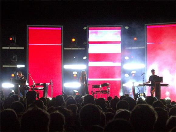 Coming Next Week: Chvrches Full Length Concert at Central Park Summerstage
