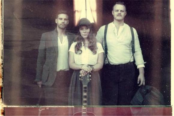 Brooklyn?  The Lone Bellow Don't Need No Stinkin' Brooklyn!