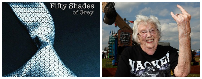 50 Shades Of Grey Read By a Metal Singer