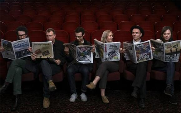 Belle And Sebastian Nostalgic 'Paper Boat' Vacation