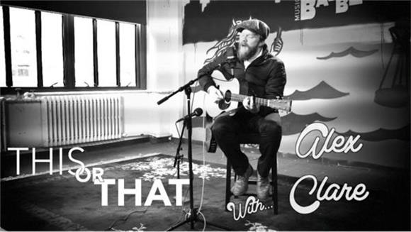 This or That: Alex Clare