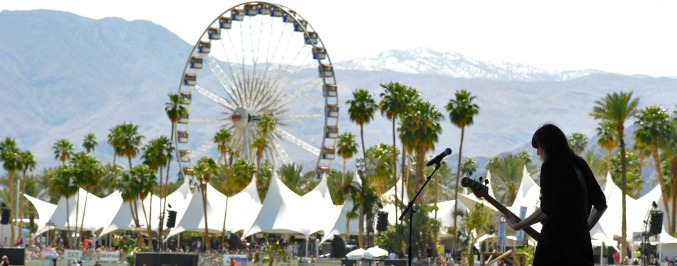 Coachella's Live Webcast Schedule