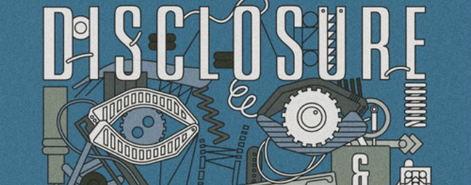 Disclosure Share Collab with Friend Within, 'The Mechanism'