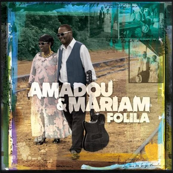 Amadou and Mariam Folila