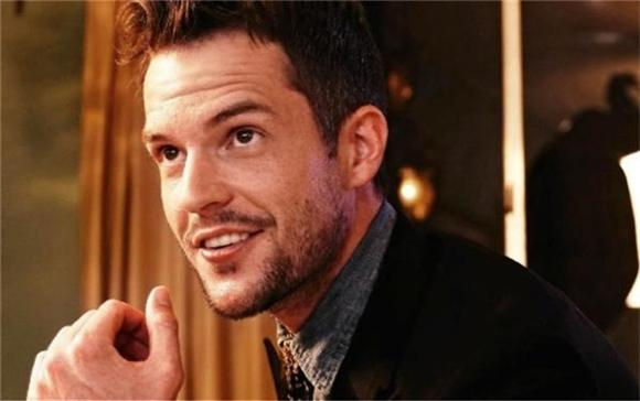 Brandon Flowers Goes Full George Michael