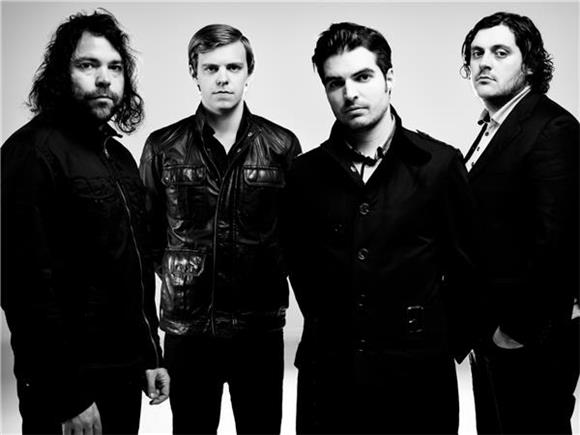 The Boxer Rebellion Drop A Neon Streaked And Wildly Inventive Video
