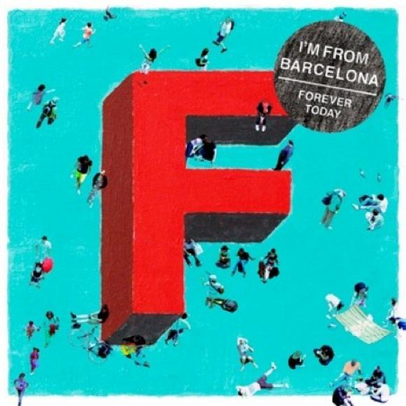 album review: i'm from barcelona