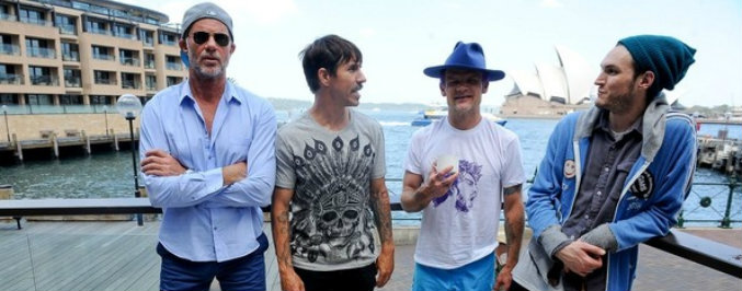 Red Hot Chili Peppers React to U.S. Government's Musical Torture Tactics