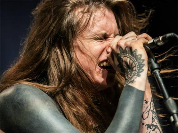 Why Laura Jane Grace Is The Biggest Bad Ass In Rock and Roll