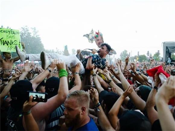 Arkells' Festival Do's and Don'ts