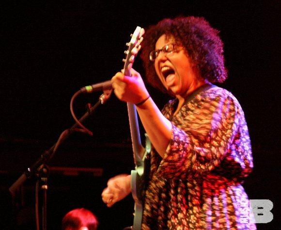 Out and About: Alabama Shakes
