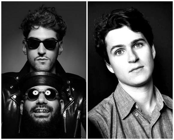 Ezra Koenig Joins Chromeo On 'Ezra's Interlude'