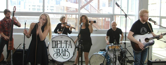 That's a Wrap: Delta Rae