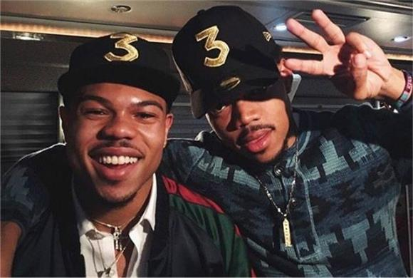 Chance The Rapper's Little Brother Made a Song For Him And It's Adorable