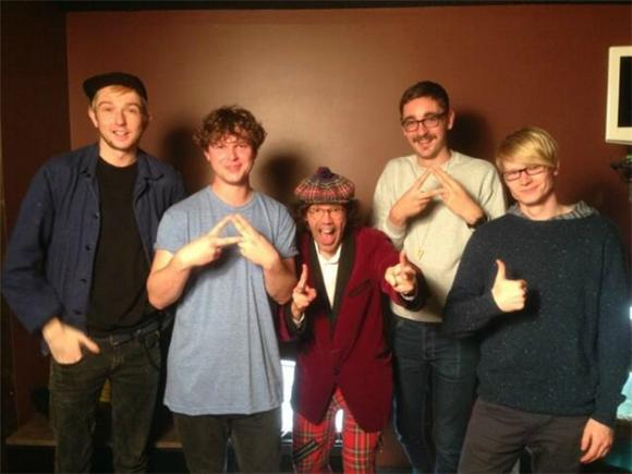 Alt-J Meet Nardwuar for a Perplexing Interview