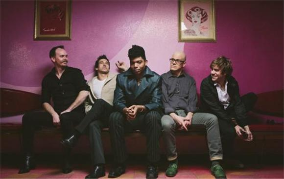 JC Brooks and the Uptown Sound Present A Place Where Soul and Air Guitar Collide