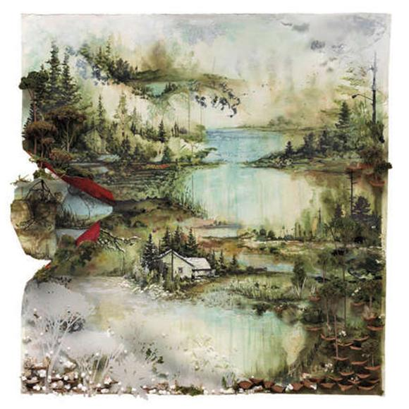 announcing: new bon iver self-titled lp