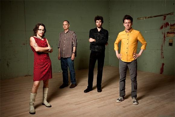 new music video: superchunk