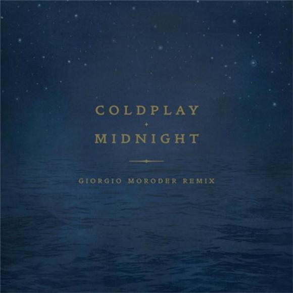Hear Giorgio Moroder Remix Coldplay's 'Midnight'