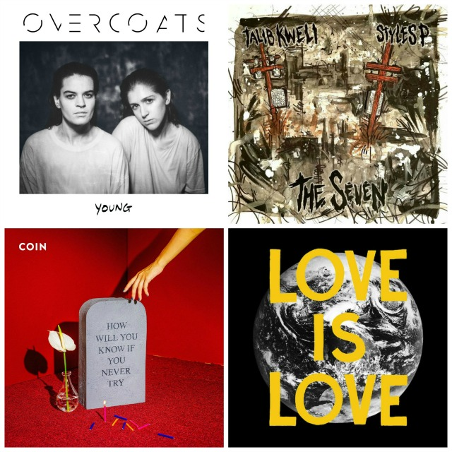 SPEED ROUND: 4 Albums Out That You Should Spin Right Now