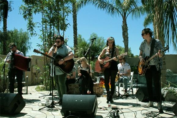 That's a Wrap: Baeble Coachella Cabana ft. Foals, Of Monsters and Men, and More