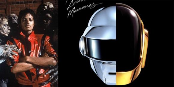 Listen to Daft Punk Pitch Shifted Into Michael Jackson