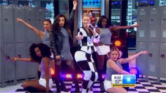 Iggy Azalea and Charli XCX Perform 'Fancy' on Good Morning America