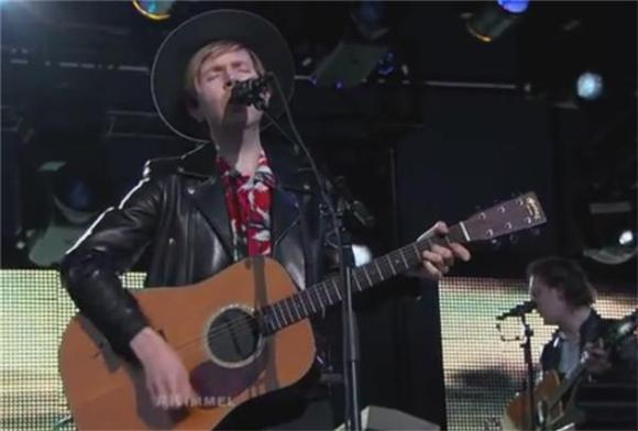 Beck Covers Arcade Fire at Coachella and Performs on Kimmel