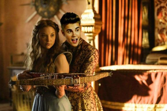Tumblr of the Day: Justin 'Joffrey' Bieber