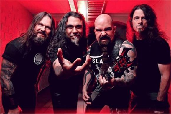Slayer's Fire Dims With 'Implode'