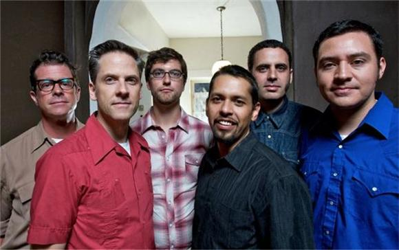 Calexico Video For 'Falling From The Sky' Features Strange Worm And Jose Gonzalez