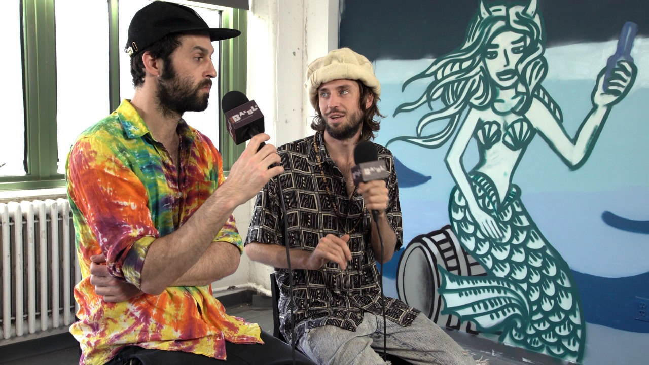 Crystal Fighters Give You The Run Down On Some Of Their Many Influences