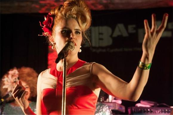 Our Ideal Enchantress, Paloma Faith Storms The Launch Pad