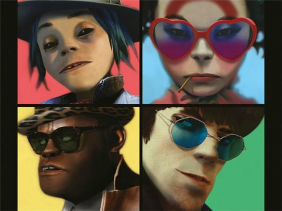 Gorillaz Release Synth-Heavy Track 'The Apprentice'