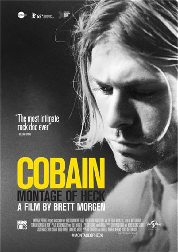 'Kurt Cobain: Montage of Heck' and a Portrait of Agony
