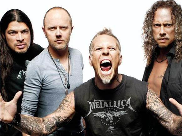 Metallica Make Record Store Day Metal AF