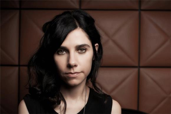 PJ Harvey Releases Two New Tracks, 'I'll Be Waiting' and 'A Dog Called Money'