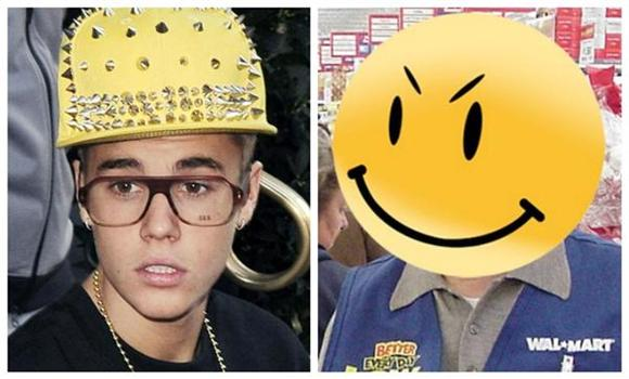 Justin Bieber Really Pissed Off People of Walmart